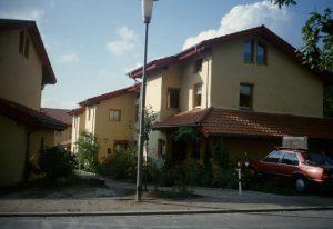 Lehmbausiedlung Saarbrücken