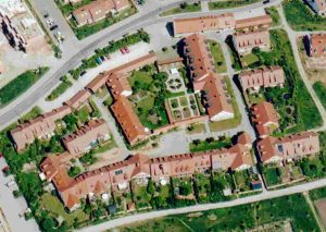 Cherbonhof-Luftbild
